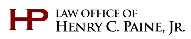 Denton Criminal Defense Attorney Henry Paine | State, & Juvenile | Denton, Wise, & Cooke County Logo